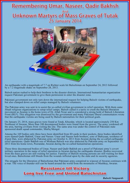 1Remembering Martyrs of Mass Graves of Tutak