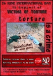 26 June Inte Day in Support of Victims of Torture
