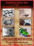 Pakistan Dirty War from Bangladesh to Balochistan