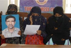 Wahid Qambar's Family press conference