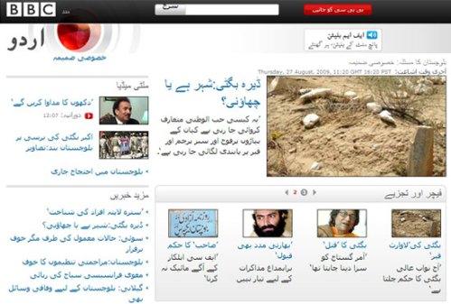 BBC Urdu Balochistan Edition