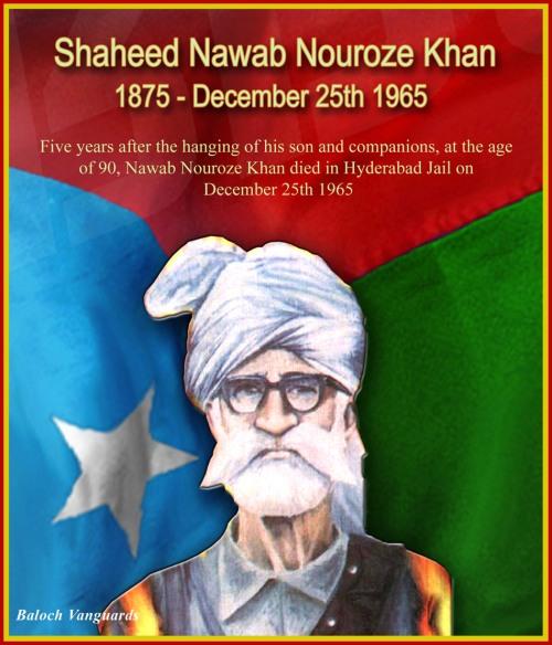 Shaheed Nawab Nouroz Khan