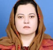File Photo Prof. Naela Quadri Baloch