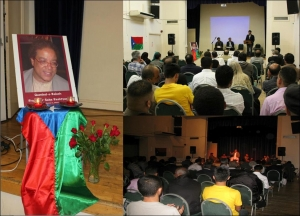 2nd International conference on Balochi Language and Music concert held in UnitedKingdom