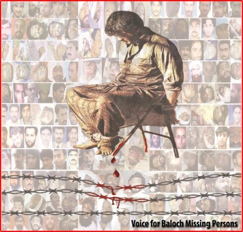 Voice for Baloch Missing Persons