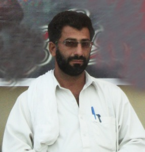 File Photo: Nawab Jan  Nazar Baloch