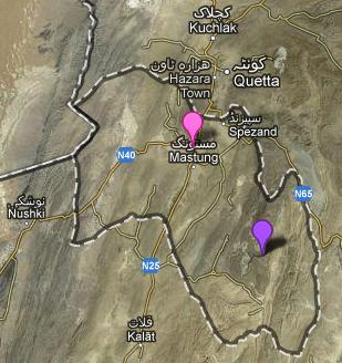 Occupied Balochistan: ...