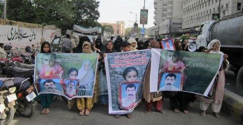 Haji Abdul Razaq Baloch family