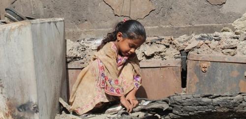 Baloch Child_Gomazi