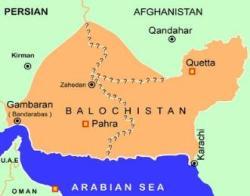 BalochistanMap