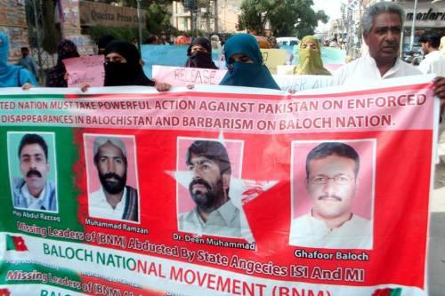 BNM protest