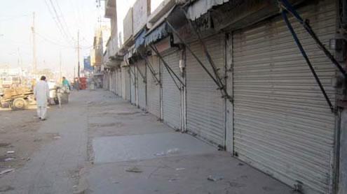 strike-in-balochistan