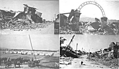 1935 Earthquake Balochista.