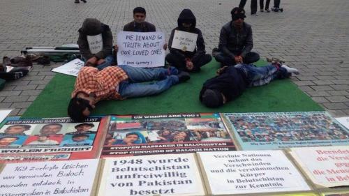 BNM Germany save Zahid Baloch
