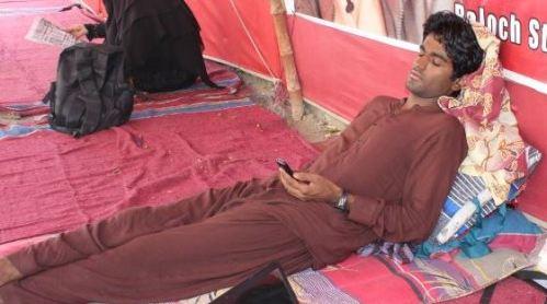 Latif Johar Baloch 28 Day