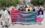 VBMP demo zahid baloch