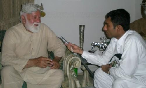 Nawab Khair Bux Marri_Malik Siraj Akbar