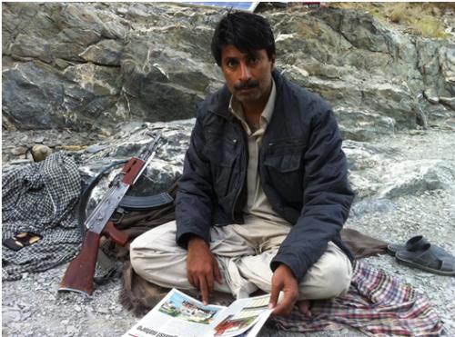 Dr Allah Nazar Baloch