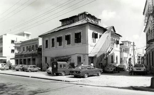 Makadara Road, circa 1980s