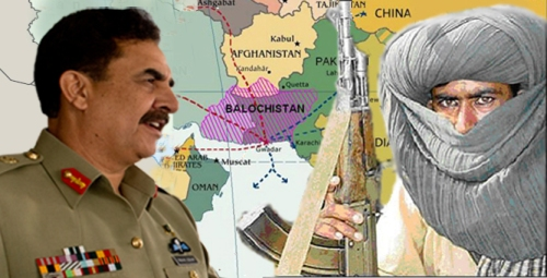 Counter insurgency in Balochistan