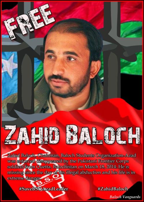 Free Zahid Baloch