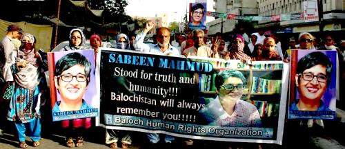 Sabeen Mahmud BHRO