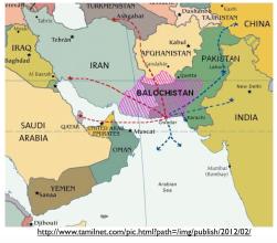 Balochistan-Map