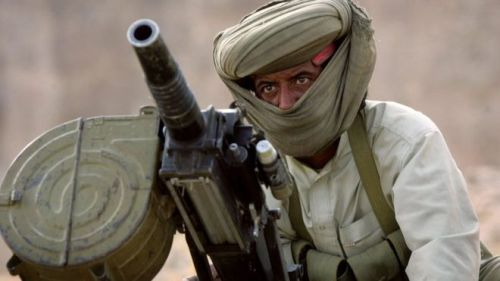 Baloch militants have been fighting Pakistani troops for years