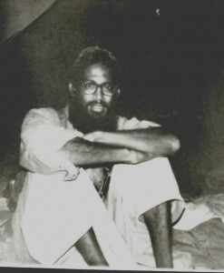 Duleep (Johnny) Das, who had joined Mir Muhammad Ali Talpur in Balochistan's Marri areas during the 1973 uprising.