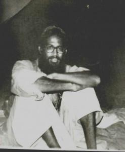 دلیپ (جانی) داس جو 1973 کی بغاوت کے دوران بلوچستان کے مری علاقوں میں میر محمد علی ٹالپر سے ملے۔