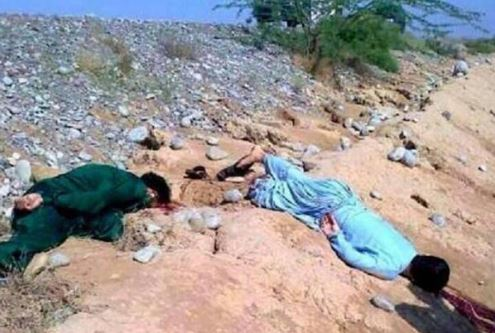 Baloch Kill and Dump
