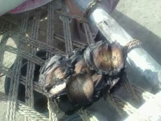 Burned houses Baalicha Balochistan4