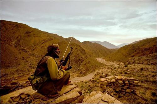 conflict in Balochistan