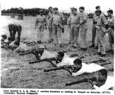 Razakar (Death Squad) at training under Pakistani army's supervision