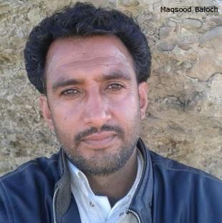 Maqsood baloch 1