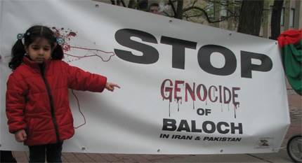 Stop Genocide of Baloch