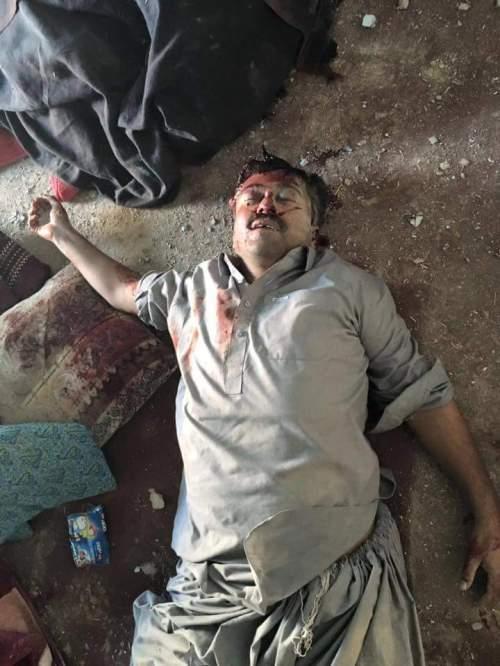 Dr Mannan Baloch BNM