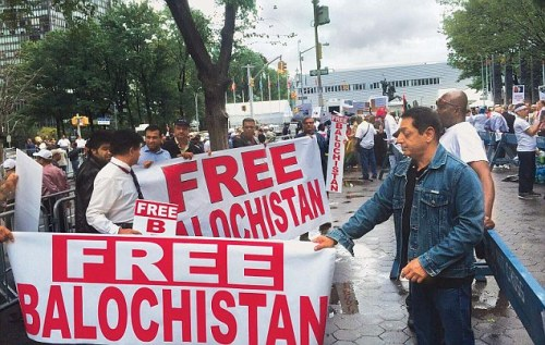 Baloch want Freedom