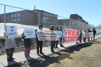 BSO-A Ottawa demo China embassy 2