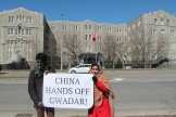 BSO-A Ottawa demo China embassy 3