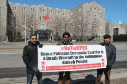 BSO-A Ottawa demo China embassy 4