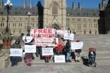 BSO-A Ottawa demo parlement 3