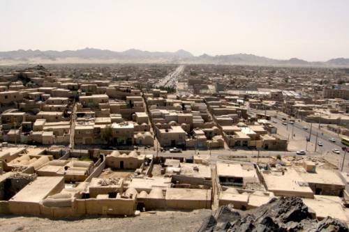 The Baloch city of Duzzap, renamed as Zahedan by the Iranian authorities in the early 30's, is the provincial capital of Sistan and Balochistan region. Karlos Zurutuza