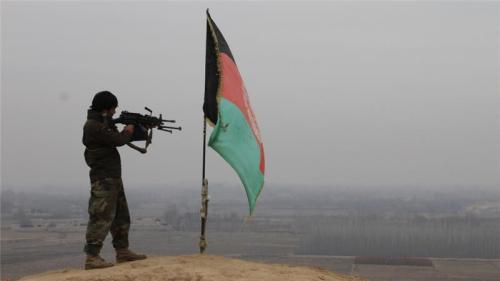 Afghanistan — Peace and Security