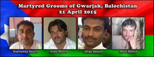 April 21 Martryed Grooms of Gawrjak