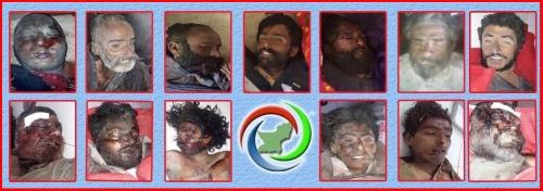 baloch massacre