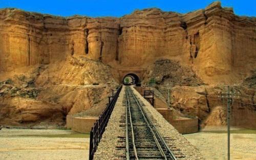 railway Balochistan