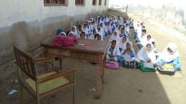 Government Girls Primary School Kapper 1