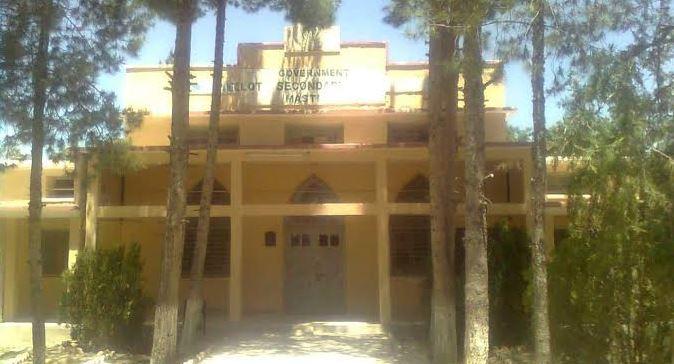Government Pilot Secondary School Mastung