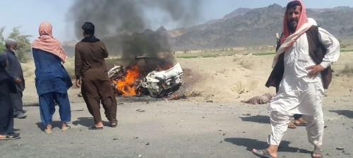 Mullah Akhtar Mansour killed